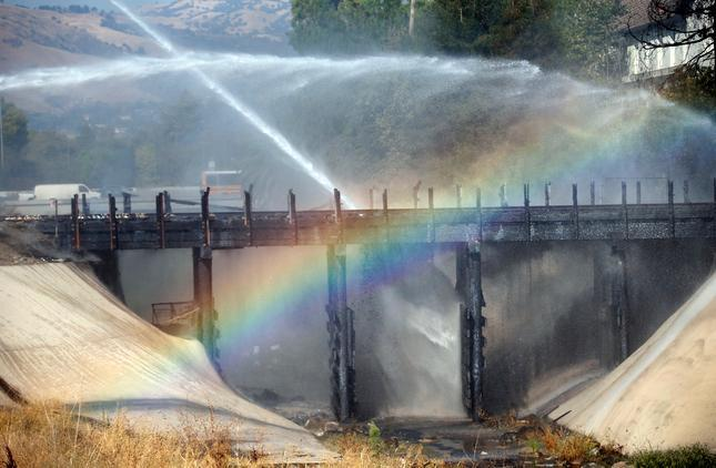 Lower Silver Creek Fire